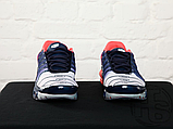 Чоловічі кросівки Nike Air Max Plus Hyperfuse Midnight Navy University Red 483553-416, фото 2