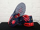 Чоловічі кросівки Nike Air Max Plus Hyperfuse Midnight Navy University Red 483553-416, фото 5