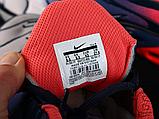 Чоловічі кросівки Nike Air Max Plus Hyperfuse Midnight Navy University Red 483553-416, фото 8