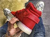 Чоловічі кросівки Adidas Tubular Invader Strap Red BB5039, фото 3