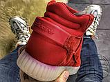 Чоловічі кросівки Adidas Tubular Invader Strap Red BB5039, фото 6