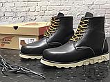 Мужские ботинки Red Wing USA Rover 6-inch boot 8424890 Black 2951, фото 5