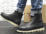Мужские ботинки Red Wing USA Rover 6-inch boot 8424890 Black 2951, фото 7