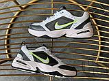 Чоловічі кросівки Nike Air Monarch IV White/Cool Grey/Anthracite/White 415445-100, фото 2