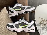 Чоловічі кросівки Nike Air Monarch IV White/Cool Grey/Anthracite/White 415445-100, фото 4