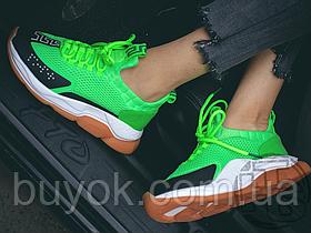 Жіночі кросівки Versace Cross Chainer Sneakers Green Black DSR857G-D23TG_DSW_350_D5PZ