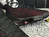 Мужские кроссовки Nike LeBron 16 Fresh Bred Black University Red AQ2465-002, фото 3