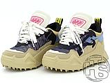 Чоловічі кросівки Off-White Off-Court Tumbled Navy White, фото 5