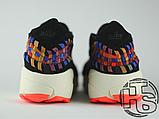 Чоловічі кросівки Nike Air Footscape Woven Black Rainbow 874892-003, фото 3