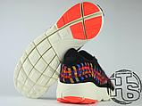 Чоловічі кросівки Nike Air Footscape Woven Black Rainbow 874892-003, фото 4
