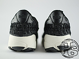 Чоловічі кросівки Nike Air Footscape Woven Chukka SE Black/Grey/White 443686-004, фото 3