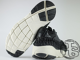 Чоловічі кросівки Nike Air Footscape Woven Chukka SE Black/Grey/White 443686-004, фото 4