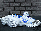 Женские кроссовки Fila Disruptor II 2 HolyPop White/Blue, фото 4