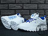 Женские кроссовки Fila Disruptor II 2 HolyPop White/Blue, фото 6