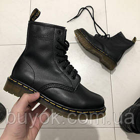 Чоловічі черевики Dr Martens Boots 1460 Smooth Black 11822006
