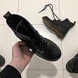 Мужские ботинки Dr Martens Boots 1460 Smooth Black 11822006, фото 2
