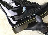 Жіночі черевики Dr Martens 1460 Gloss Black 11821011, фото 4