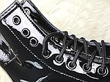 Жіночі черевики Dr Martens 1460 Gloss Black 11821011, фото 5