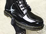 Жіночі черевики Dr Martens 1460 Gloss Black 11821011, фото 7