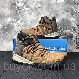 Оригинальные мужские ботинки Columbia Fairbanks 503 Elk Deep Rust (Коламбия Фейрбенкс 503 Елк Дип Раст) BM5975
