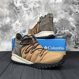 Оригинальные мужские ботинки Columbia Fairbanks 503 Elk Deep Rust (Коламбия Фейрбенкс 503 Елк Дип Раст) BM5975, фото 2
