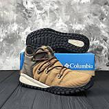 Оригинальные мужские ботинки Columbia Fairbanks 503 Elk Deep Rust (Коламбия Фейрбенкс 503 Елк Дип Раст) BM5975, фото 4