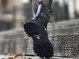 Жіночі черевики Balenciaga Tractor Black 615679WA8E91000 (матові), фото 6