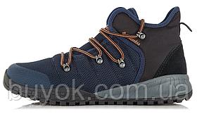 Оригинальные мужские ботинки Columbia Fairbanks 503 Collegiate Navy Bright Copper BM5975-464