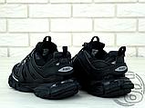 Мужские кроссовки Balenciaga Track Trainers Black 542436W1GB11000, фото 2
