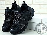 Мужские кроссовки Balenciaga Track Trainers Black 542436W1GB11000, фото 4