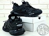 Мужские кроссовки Balenciaga Track Trainers Black 542436W1GB11000, фото 5