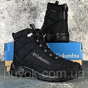 Оригинальные мужские ботинки Columbia Firecamp Boot Black 2019 BM1766-012