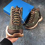 Оригинальные мужские ботинки Columbia Firecamp Boot Peatmoss Elk 2019 BM1766-213, фото 4