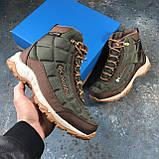Оригинальные мужские ботинки Columbia Firecamp Boot Peatmoss Elk 2019 BM1766-213, фото 5