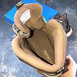 Оригинальные мужские ботинки Columbia Firecamp Boot Peatmoss Elk 2019 BM1766-213, фото 6