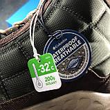 Оригинальные мужские ботинки Columbia Firecamp Boot Peatmoss Elk 2019 BM1766-213, фото 7