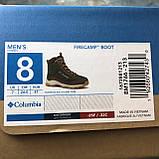 Оригинальные мужские ботинки Columbia Firecamp Boot Peatmoss Elk 2019 BM1766-213, фото 9