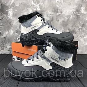Оригінальні жіночі черевики Merrell Aurora 6 Ice + Waterproof 37224