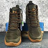 Оригинальные мужские ботинки Columbia Fairbanks Omni-Heat Nori Canyon Gold BM2806-384, фото 5