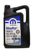 Масло Mopar MaxPro+ SAE 0W-20 5л. 68524013AA