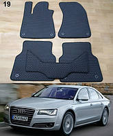 Коврики ЕВА в салон Audi A8 '10-17, фото 1
