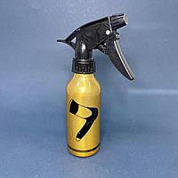 Пульверизатор для перукарів металевий золото