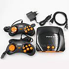 Игровая приставка Titan Pro Duo HDMI+AV   565 встроенных игр Dendy + Sega   поддержка карт памяти SD, фото 3
