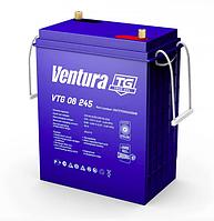 Гелевый аккумулятор АКБ Ventura VTG 06-245 M8 для солнечных панелей