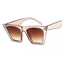 Очки солнцезащитные летние,Женские винтажные солнцезащитные очки, модные роскошные солнцезащитные очки кошачий