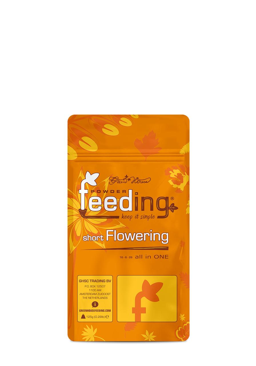 Powder Feeding Short Flowering (для швидко квітучих рослин) 125 г