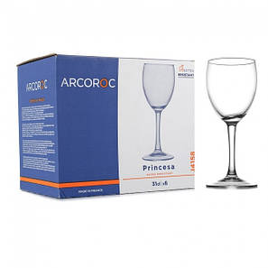 Набір келихів для червоного вина Arcoroc Princesa 310 мл (P3263), фото 2