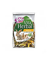 Lolo Pets Herbal Смесь лекарственных трав для грызунов 40 г