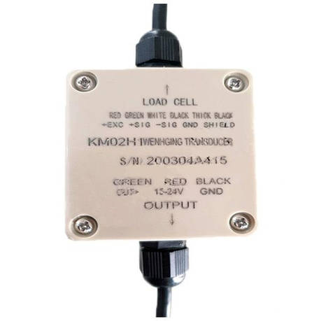 Перетворювач сигналу KELI KM02H1, фото 2