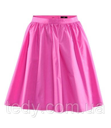 Юбка летняя H&M розовая
